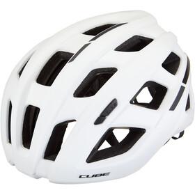 Cube Roadrace Casco, bianco